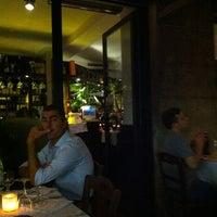 Photo taken at Rugantino by Claudio D. on 9/2/2012