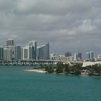 Photo taken at PortMiami by Justice B. on 3/16/2012