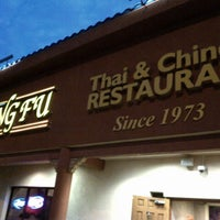 Photo taken at Kung Fu Thai & Chinese Restaurant by Tirta D. on 8/19/2012