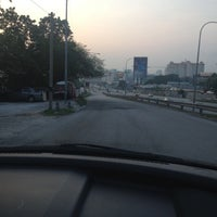 Photo taken at Traffic Light Jalan Salleh by Law J. on 8/5/2012