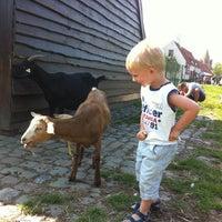 Photo taken at Kinderboerderij De 7 Torentjes by Michael on 8/11/2012