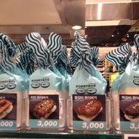 Photo taken at Hyundai Department Store by Jae Hyuk L. on 4/7/2012