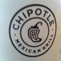 Photo taken at Chipotle Mexican Grill by Ashley S. on 4/5/2012