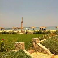 Photo taken at Palmera Beach Resort Ain Sukhna by Mostafa I. on 6/22/2012