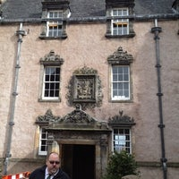 Photo taken at Argyll's Lodging by Guy D. on 4/5/2012