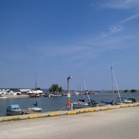 Photo taken at Meaford Harbour by Bill J. on 7/14/2012