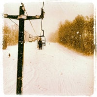 Photo taken at Smugglers' Notch Resort by Nicole R. on 2/25/2012