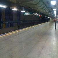 Foto tirada no(a) Estação Chácara Klabin (Metrô) por Kyougyou A. em 3/9/2012