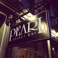 Photo taken at Pearl Oyster Bar by Zach M. on 6/24/2012