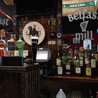 Photo taken at Belfast Mill Irish Pub by Christine W. on 6/30/2012