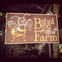 Photo taken at Bohol Bee Farm by Rhovie D. on 9/6/2012