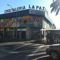 Photo taken at Cristalerías La Paz by Marcelo Q. on 6/7/2012