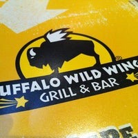 Photo taken at Buffalo Wild Wings by Sherri M. on 2/22/2012