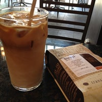 Photo taken at Transcend Coffee by Mark V. on 7/1/2012