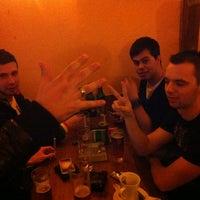 Photo taken at Irish pub by David S. on 3/9/2012