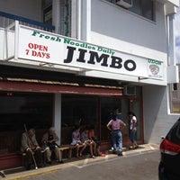 Photo taken at Jimbo Restaurant by Papa P. on 3/26/2012