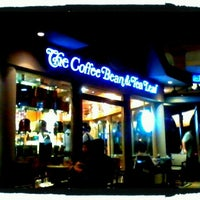 Photo taken at The Coffee Bean & Tea Leaf by Mark M. on 3/7/2012