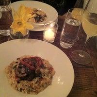 Photo taken at Aroma Kitchen & Wine Bar by Amber G. on 4/27/2012