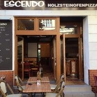 Photo taken at Escendo by Thomas Stefan W. on 9/10/2012
