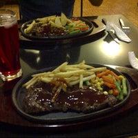 Photo taken at Favorite Steak Malioboro by Rahma R. on 7/8/2012