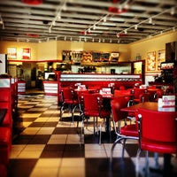 Photo taken at Freddy's Frozen Custard & Steakburgers by Tom S. on 5/3/2012