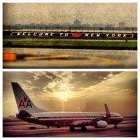 Photo taken at AirTran Airways LGA by Rob H. on 6/20/2012