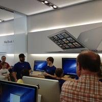 Photo taken at Apple by Noah M. on 7/28/2012