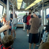 Photo taken at Tram To Gates 70-99 by Taylor H. on 6/30/2012