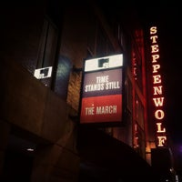 Photo taken at Steppenwolf Theatre Company by Chris S. on 5/9/2012