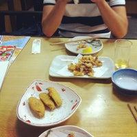 Photo taken at 和食麺処サガミ 伊勢原店 by Shimojima H. on 8/13/2012