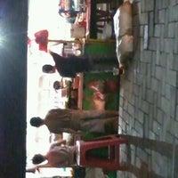 Photo taken at Pecel lele depot rahayu samping Carefur expres meruya by Amien A. on 6/8/2012