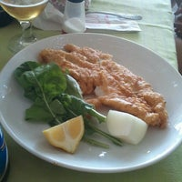 Photo taken at Pasa Restaurant by Ufuk A. on 8/25/2012