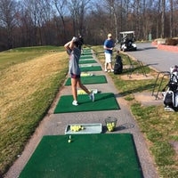 Photo taken at Hampshire Greens Golf Course by Jacob E. on 3/17/2012