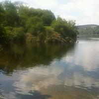 Photo taken at Svratka 5 - U Kotvy by Andras C. on 6/15/2012