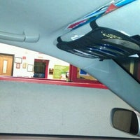 Photo taken at Arby's by Krystal T. on 2/7/2012