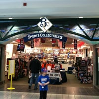 Photo taken at Moorestown Mall by Joseph R. on 3/3/2012