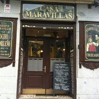 Photo taken at Casa Maravillas by Marta G. on 4/21/2012