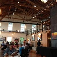 Photo taken at Bridgewater Bistro by Alan J. on 7/26/2012