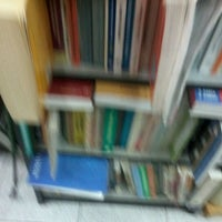 Photo taken at Libreria Especializada Olejnik by Constanza D. on 3/16/2012