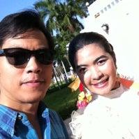 Photo taken at วัดสารนารถธรรมาราม by Dhosapon C. on 6/24/2012