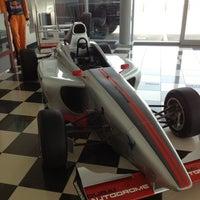 Photo taken at Dubai Autodrome by Marco Z. on 7/28/2012