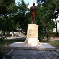 Photo taken at 75. Yıl Parkı by Suna K. on 7/2/2012