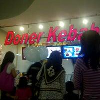 Photo taken at Doner Kebab by Wahyudi P. on 4/14/2012