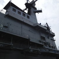 Photo taken at HTMS Chakri Naruebet by chassY®honeY s. on 6/3/2012