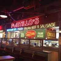 Photo taken at Portillo's by Eric E. on 3/18/2012