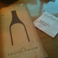 Photo taken at SOCIAL HOUSE by Irvan e. on 5/4/2012