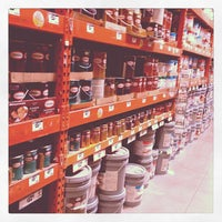Photo Taken At The Home Depot By Jaye M On 4 22 2012