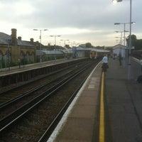Photo taken at Faversham Railway Station (FAV) by Ivo W. on 6/28/2012