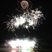 Photo taken at Elliston Park by Matt B. on 8/21/2012