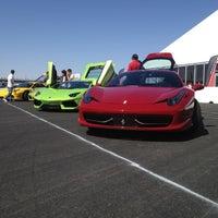 Foto tirada no(a) Exotics Racing por Brian F. em 4/7/2012